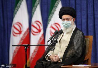 رهبر معظم انقلاب: نامگذاری کاروان ورزشی بنام شهید سلیمانی یک کار بسیار ارزشمند بود/ ورزشکار آزادهی سربلند نمی تواند به خاطر یک مدال با نمایندهی یک رژیم جنایتکار دست بدهد و در میدان ورزشی او را عملاً به رسمیت بشناسد