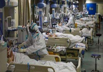 شناسایی ۱۸۰۲۱ بیمار جدید کرونایی/فوتی های روزانه هنوز ۳ رقمی است