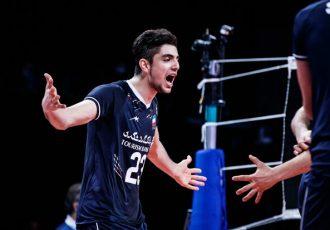 علت فسخ قرارداد بردیا سعادت حضور در تیم والیبال ایران نبود