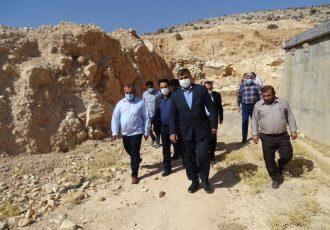 معاون استاندار: مشکل اُفت فشار آب آشامیدنی شهر باشت رفع میشود