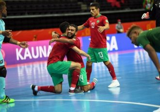 نتایج کامل مرحله گروهی جام جهانی فوتسال و برنامه مرحله یک هشتم
