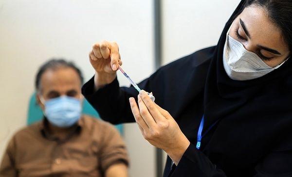 نوبت واکسیناسیون به خانواده کادر درمان رسید