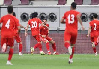 پیروزی مقتدرانه ایران برابر عراق/شاگردان اسکوچیچ صدرنشین گروه اول