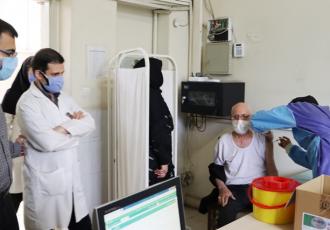 ۵ برابر شدن مراکز واکسیناسیون کرونا در تهران تا پایان هفته
