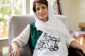 امید به آزادی نسرین ستوده از زندان