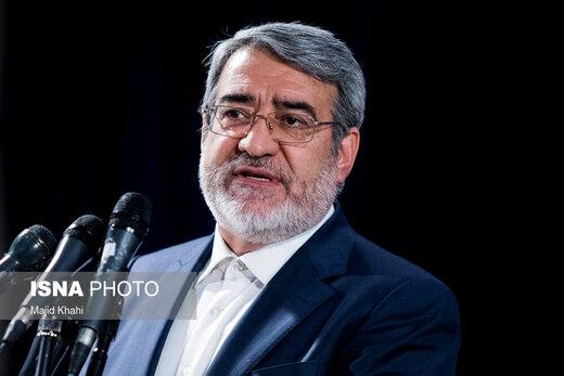 هشدار جدی وزیر کشور: اگر پاساژها، مساجد و نهادهای پروتکل ضدکرونایی را رعایت نکنند بسته خواهند شد