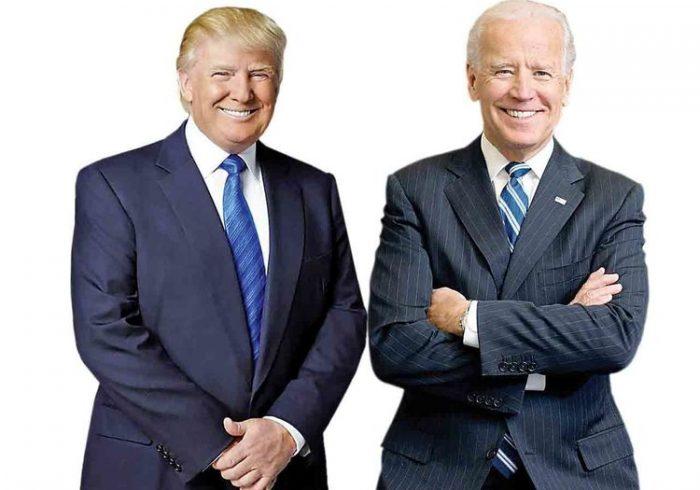 آخرین نظرسنجیها در مورد انتخابات ریاست جمهوری آمریکا؛ برتری مطلق بایدن در برابر ترامپ