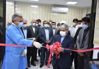 اولین مرکز ام آر آی دولتی یاسوج افتتاح شد