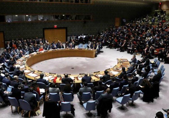 ایران خواستار ایستادگی شورای امنیت در برابر آمریکا شد