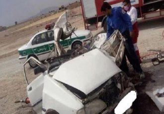 تصادف خونین در محور سبزوار – جوین ۱۳ کشته برجای گذاشت