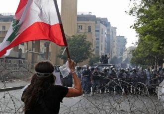 دومینوی استعفا در لبنان