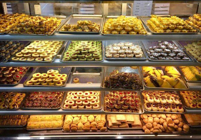 میزان اسیدهای چرب ترانس در شیرینیهای ایرانی