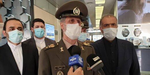 چرا وزیر دفاع جمهوری اسلامی ایران به روسیه سفر کرد؟