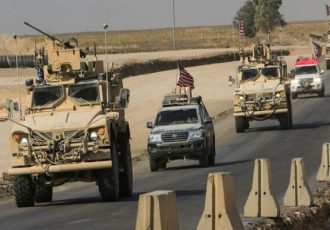 کاروان نظامی آمریکایی از کویت وارد خاک عراق شد