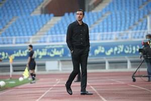 فرجی لحظه آخر نتوانست بازی کند/ رحمتی: برد شهرخودرو باشد برای هواداران مشهدی