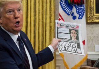 حذف ترامپ از شبکههای اجتماعی و تاثیر آن بر امنیت ملی آمریکا