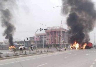 انفجار بمب در ولایت قندهار افغانستان