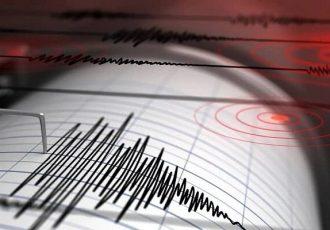 زلزله ۴.۱ ریشتری سرگز را لرزاند