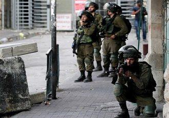 صهیونیستها بیش از ۴۵۰ فلسطینی را در اراضی اشغالی بازداشت کردند