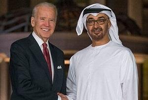 گفتگوی تلفنی بایدن با ولیعهد امارات