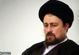 تسلیت سید حسن خمینی به آیت الله مکارم شیرازی