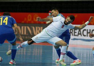 حذف ناباورانه ایران از جام جهانی فوتسال/ شوک قزاقستان با سه گل!