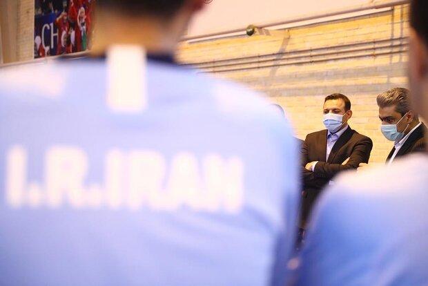 رئیس فیفا پیگیر فوتبال ایران است/فدراسیون کانون نفرت پراکنی بود