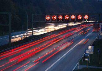 سرعت مجاز در هریک از معابر چقدر است؟