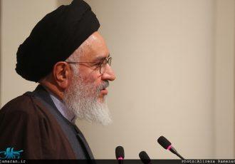 آیت الله محقق داماد: کشتار در قندوز افغانستان مایه شرمساری تمدن بشری است/ بزرگان جوامع دینی تکفیر را محکوم کنند