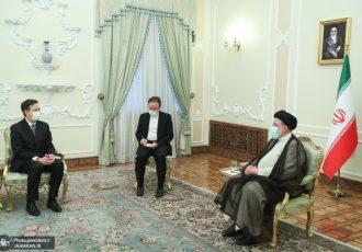 رئیس جمهور خطاب به سفیر جدید سوئیس در ایران: سوئیس و اروپا نباید تحت تاثیر فشارهای آمریکا قرار گیرند