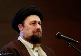 سید حسن خمینی: جمهوری اسلامی یک لحظه در دفاع از وحدت اسلامی دچار تزلزل نشده است/ باید مقابل موج تخریب ها ایستاد/ وحدت عطای آبرو می خواهد